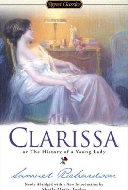 Кларисса читать онлайн ричардсон стр 266